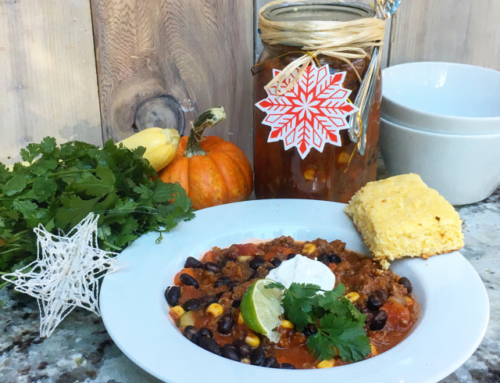 Pumpkin Squash Chili