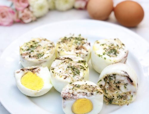 Instant Pot Cooked eggs!